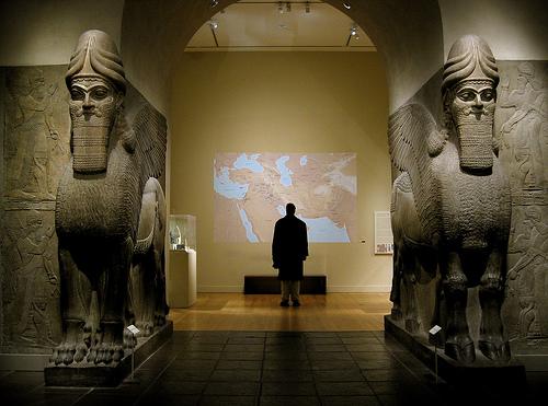 Музей в Ирак преди войната